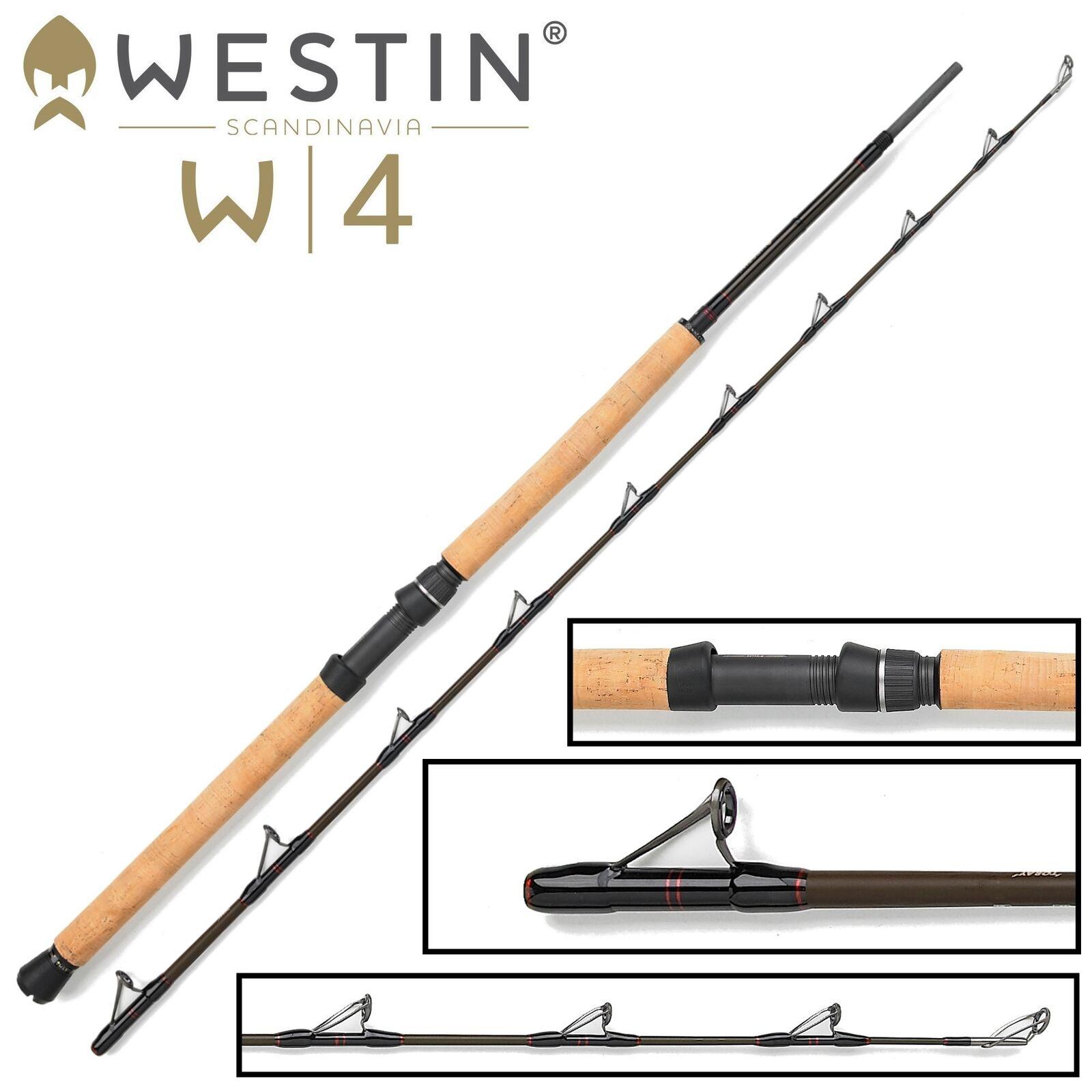 Westin W4 Boat XH 195cm 20-30lbs 150-400g - Stiefelrute, Meeresrute, Pilkrute