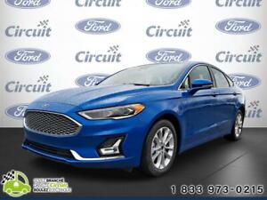 2020 Ford Fusion Titane