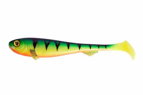 Fox Rage Super Slick Shads 18cm//23cm toutes les couleurs//Designs Ultra UV Couleurs New