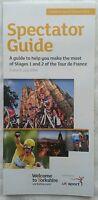 Tour de France/Tour de Yorkshire 2014 Spectator Guide