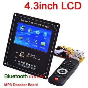 Hd Video Decoder Board Mp3 Audio Auto Ape Decoder Video Player Mit Fm Radio Radio