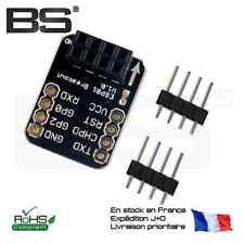 ESP01S carte adaptateur 2,54mm plaque essais breadboard module wifi ESP01 ESP01S