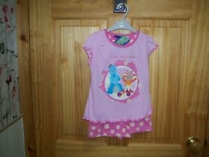 NEW-IN-THE-NIGHT-GARDEN-PINK-UPSY-DAISY-HICKLE-PICKLE-DETAIL-PYJAMAS-18-23-MTHS
