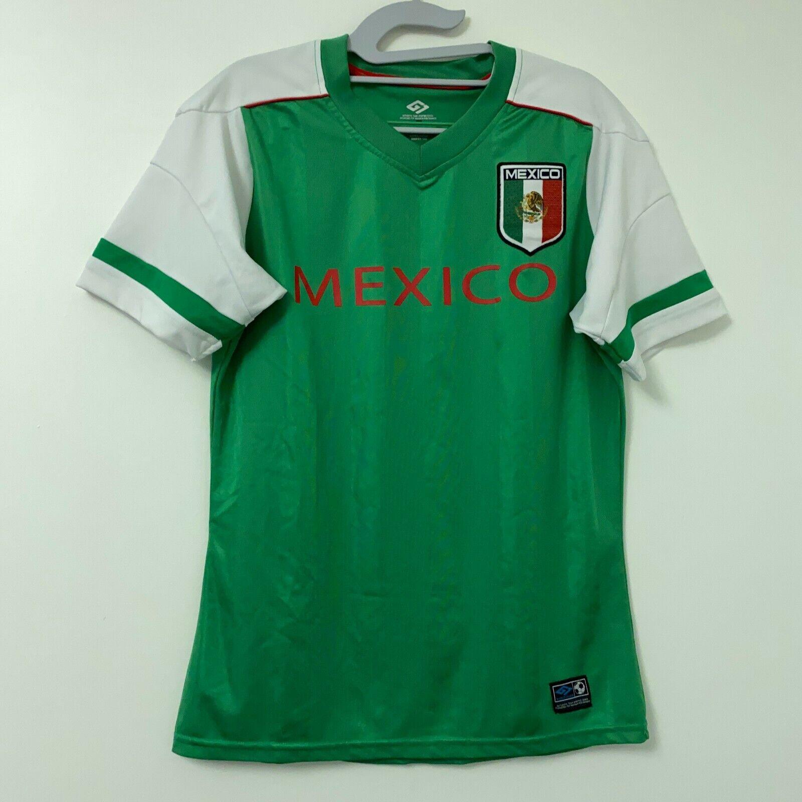 umbro mexico jersey