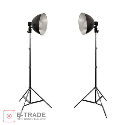 Photo Studio Photography Video Continuous Sparkler Dome Light Boom Arm Kit