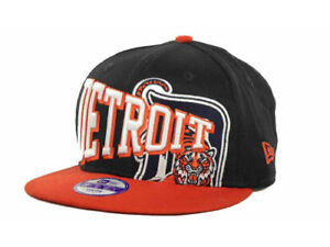 huge discount 7dd71 05d68 Image is loading Detroit-Tigers-New-Era-9Fifty-Youth-MLB-Baseball-