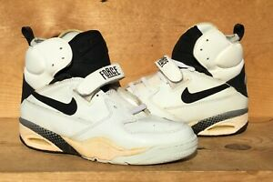 Details about Vintage 1992 Nike Air Ballistic Force High Robinson Not Wearable Size 9 Read Ad