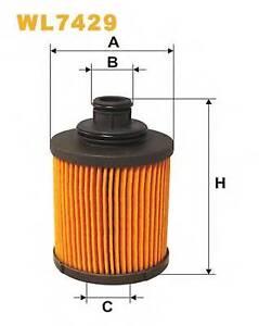 Wix-Filters-WL7429-Filtro-de-aceite-RC517250P-OE-Quality