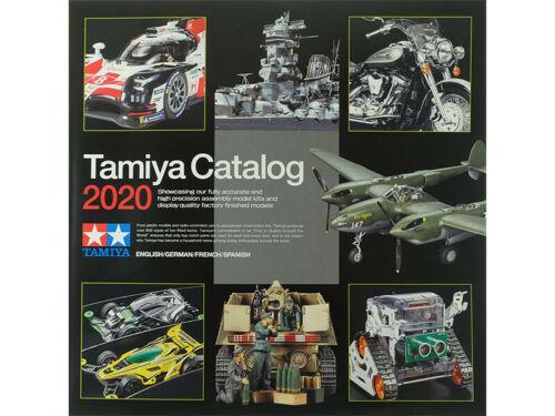 Catalogue Tamiya 2020-85 pages TAMIYA 64425