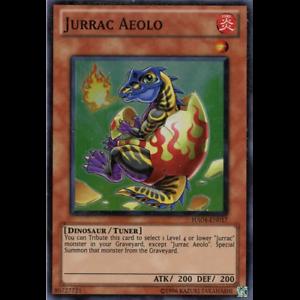 Unlimited Edition Super Rare Jurrac Aeolo HA04-EN017