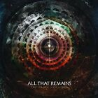 The Order Of Things (2LP+MP3/Clear Vinyl/Ltd.Ed.) von All That Remains (2015)