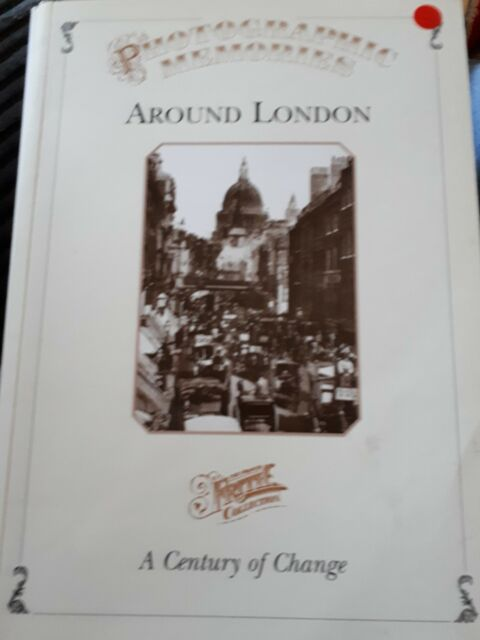 Photographic Memories: around London by Frith Book Company Ltd. (Paperback, 199…