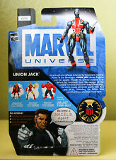 NEW MARVEL COMICS - MARVEL UNIVERSE UNION JACK Figure #026