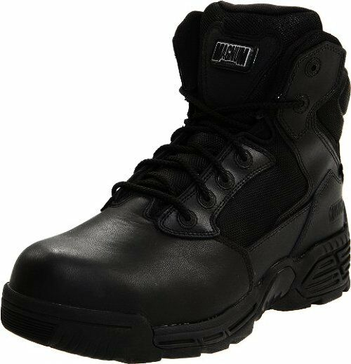 Magnum Mens Stealth Force 6.0 Sz Comp Toe Boot- Pick SZ/Color.