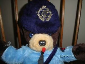 Antique-Mighty-Star-Canada-Post-Bear-Montreal-16-Inch