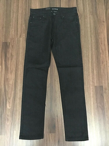 Casual Denim Jeans Wear Leg Slim Jambe Coupe Victorious droite Nouveau Jeans Hommes Noir 0qwxEgY