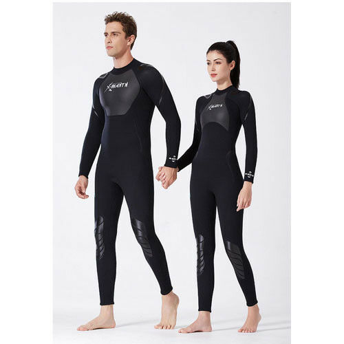 3mm Men's Women's Full Wetsuit Snorkeling Warm Scuba Diving Surfing Wetsuit Swim