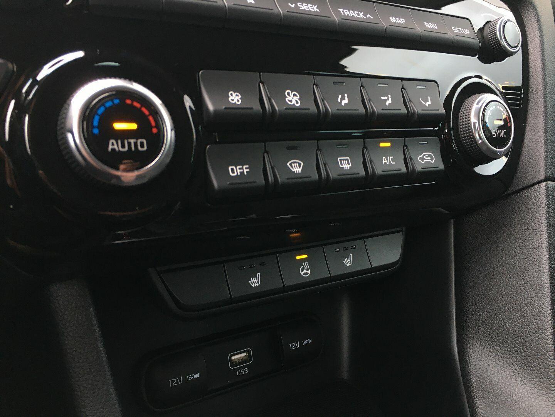 Kia Sportage 1,6 CRDi MHEV Comfort Edition DCT - billede 16