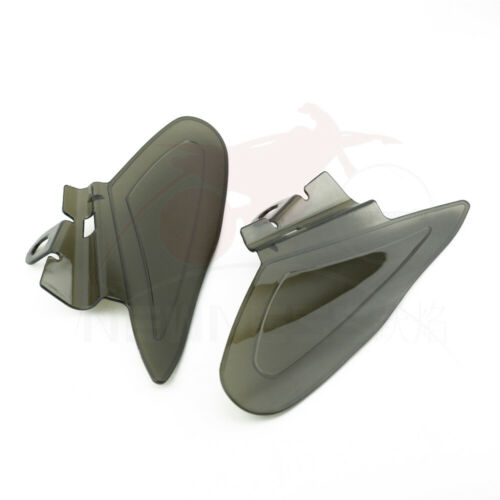 Smoke Saddle Heat Shields cover for Indian Chieftain Roadmaster Chief 2014-2017