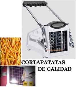 CORTAPATATAS-INOXIDABLE-ABS-FRITEX-CORTA-PATATAS-PARA-PATATA-PAPAS-CORTADOR-DE