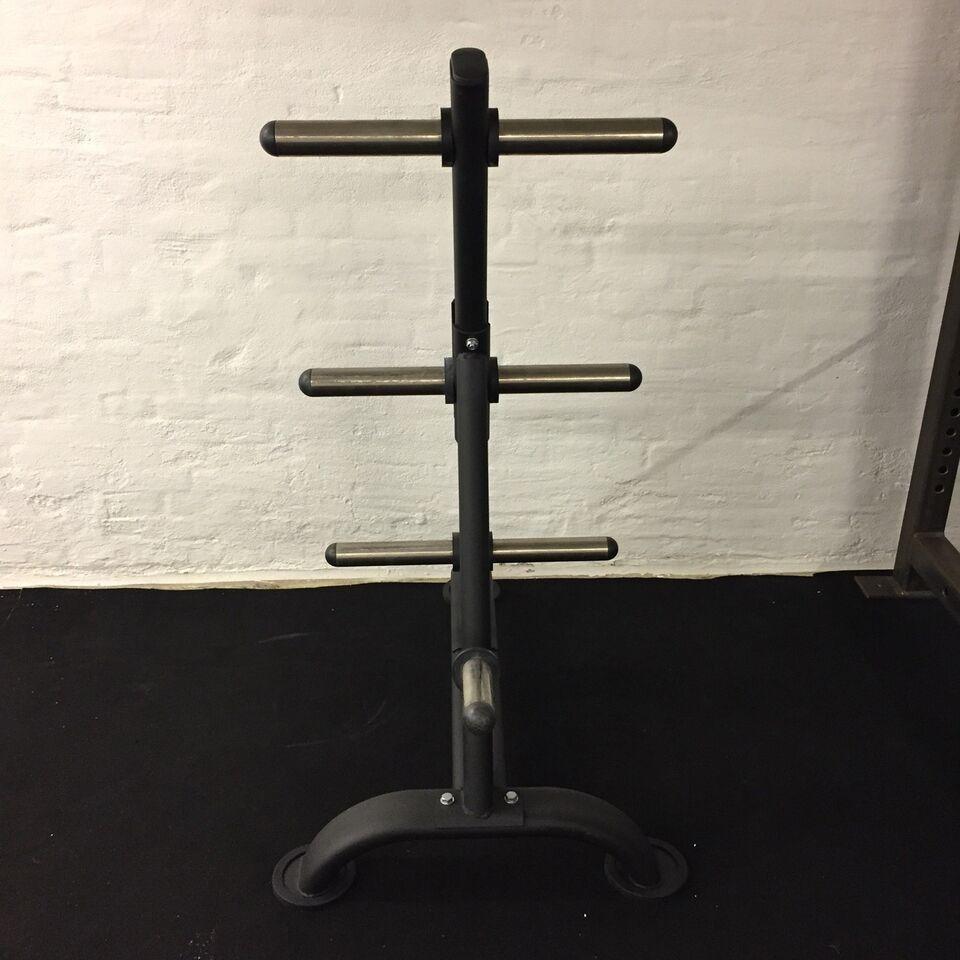 Vægtskiver, Stativ til Ø50 mm vægtskiver, Crossmax