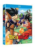 Dragon Ball Z: Season 1 [blu-ray] Free Shipping