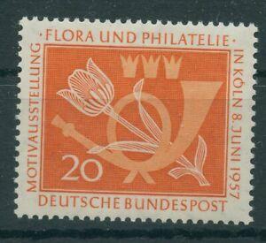 Germany-BRD-Federal-1957-Mi-254-Mint-MNH-More-See-Shop