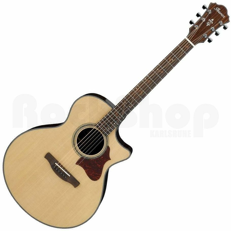 Ibanez AE 305-NT Natural High Gloss - Westerngitarre mit Tonabnehmer - AE305-NT