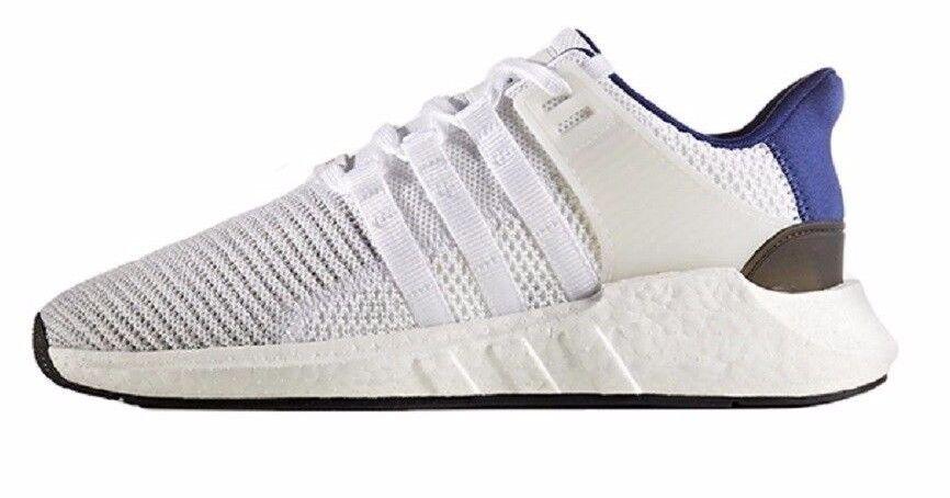 Adidas EQT SUPPORT 93/17 Running Weiß Königsblau Schwarz BZ0592 (417) Herrenschuhe