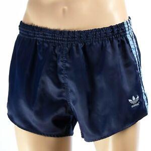 Details zu ADIDAS Vintage Glanz Nylon Shorts Sporthose West Germany Size:6 (1678)