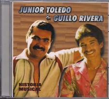 GUILLO RIVERA & JUNIOR TOLEDO al contrario LAS QUEJAS DE CADA CUAL te equivocas