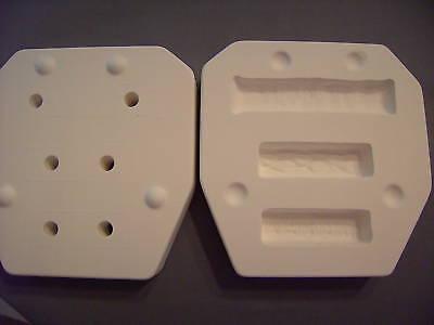 """NEW #138 Ceramic Emporium Mold /""""Frog Magnets/"""""""