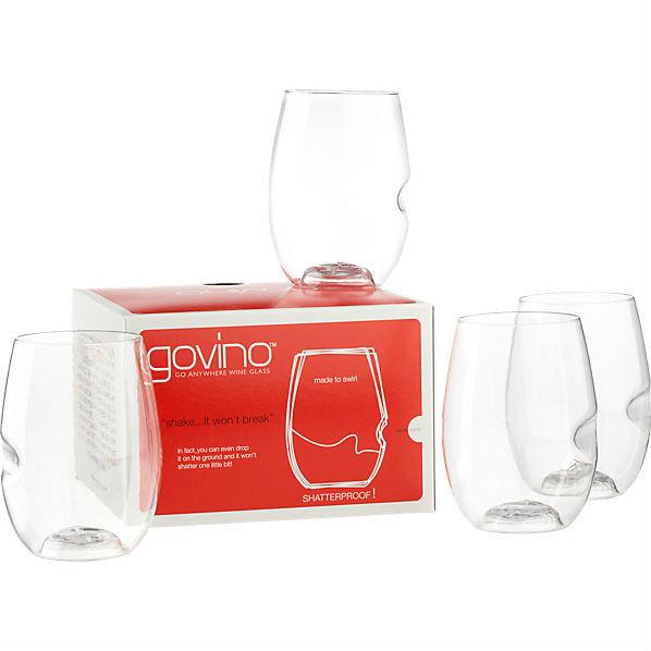 Govino Govino Govino Wine Glasses Set of 24 bade10