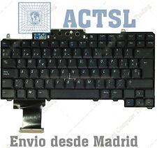 KEYBOARD SPANISH SP FOR DELL D620 D820 D630 D830 M65 SERIES TECLADO ESPAÑOL