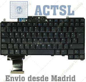 NEW-KEYBOARD-SPANISH-SP-FOR-DELL-LATITUDE-D630-SERIES-TECLADO-ESPANOL