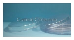 Card-Making-3-034-circle-Shaker-Window-Pouches-10-pack-Bonus