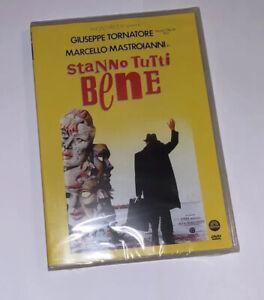 STANNO-TUTTI-BENE-DVD-PRIMA-EDIZIONE-MEDUSA-RARO-SIGILLATO-TORNATORE-MASTROIANNI