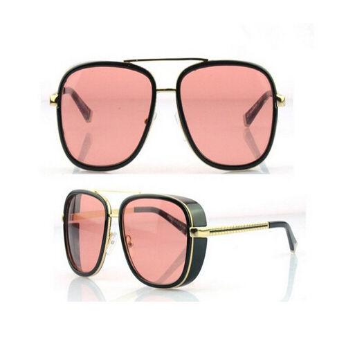 New IRON MAN 3 Matsuda TONY Style Sunglasses Men Sports Glasses