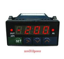 -200-2300 C/F Temperature Meter PYROMETER W/Probe 12V+Thermocouple