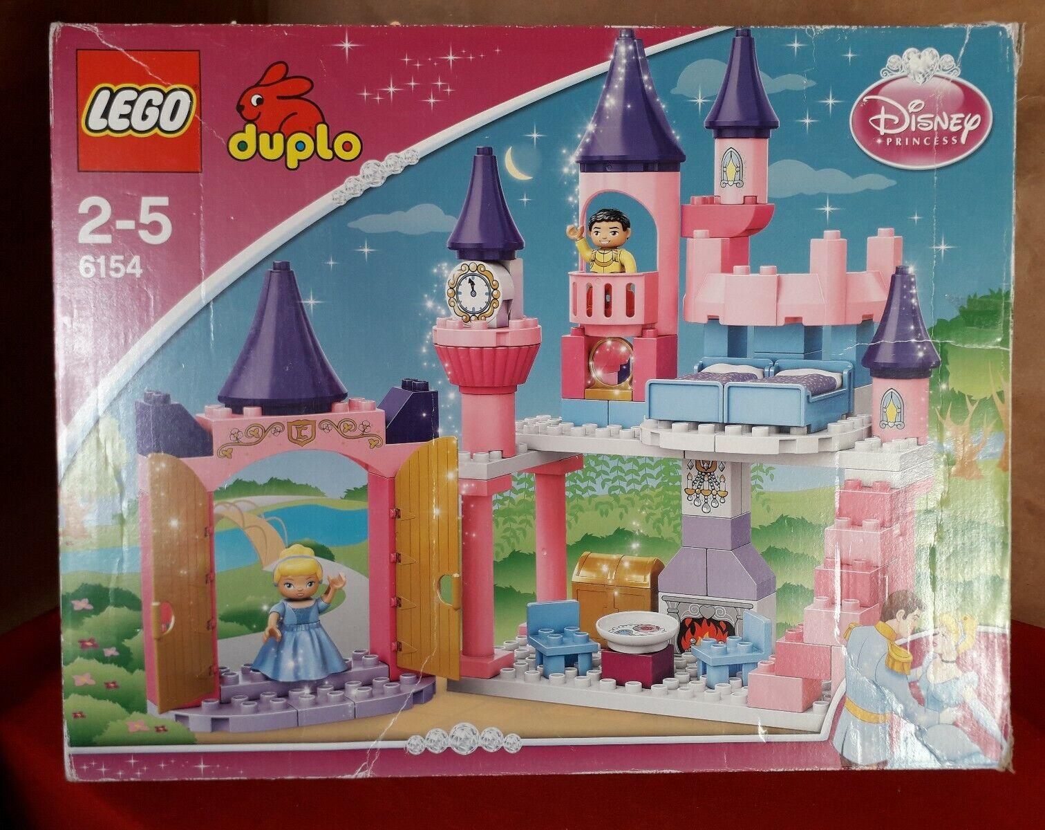 Lego Duplo 6154 Cinderella's  Castle - - - completo al 100% dc9071