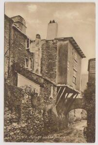 Cornwall Postkarte - Polperro Haus On The Requisiten (A1551)