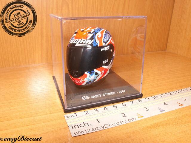 CASEY STONER MOTO-GP NOLAN HELMET 1 5 2007 GUABELLO GUABELLO GUABELLO N94 cd065d