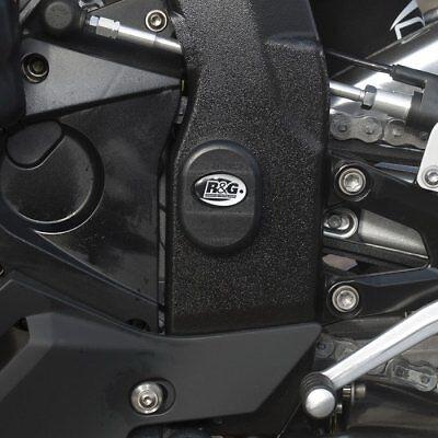R/&G Frame Plug LHS BMW HP4 2012 FI0041BK Black
