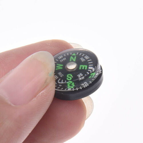 12st 15mm Mini Kompass Portable Handheld Outdoor not Survival CompassDDEWR/_Z8