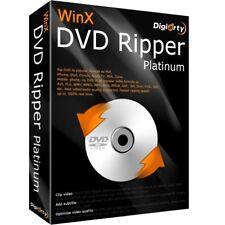 WinX DVD Ripper Platinum 8.5 Full Edition | Windows PC ⭐Digital Download⭐