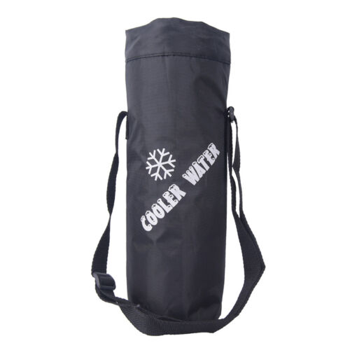 Water Bag Drawstring Water Bottle Pouch Insulated Cooler Bag Outdoor TravelingBD