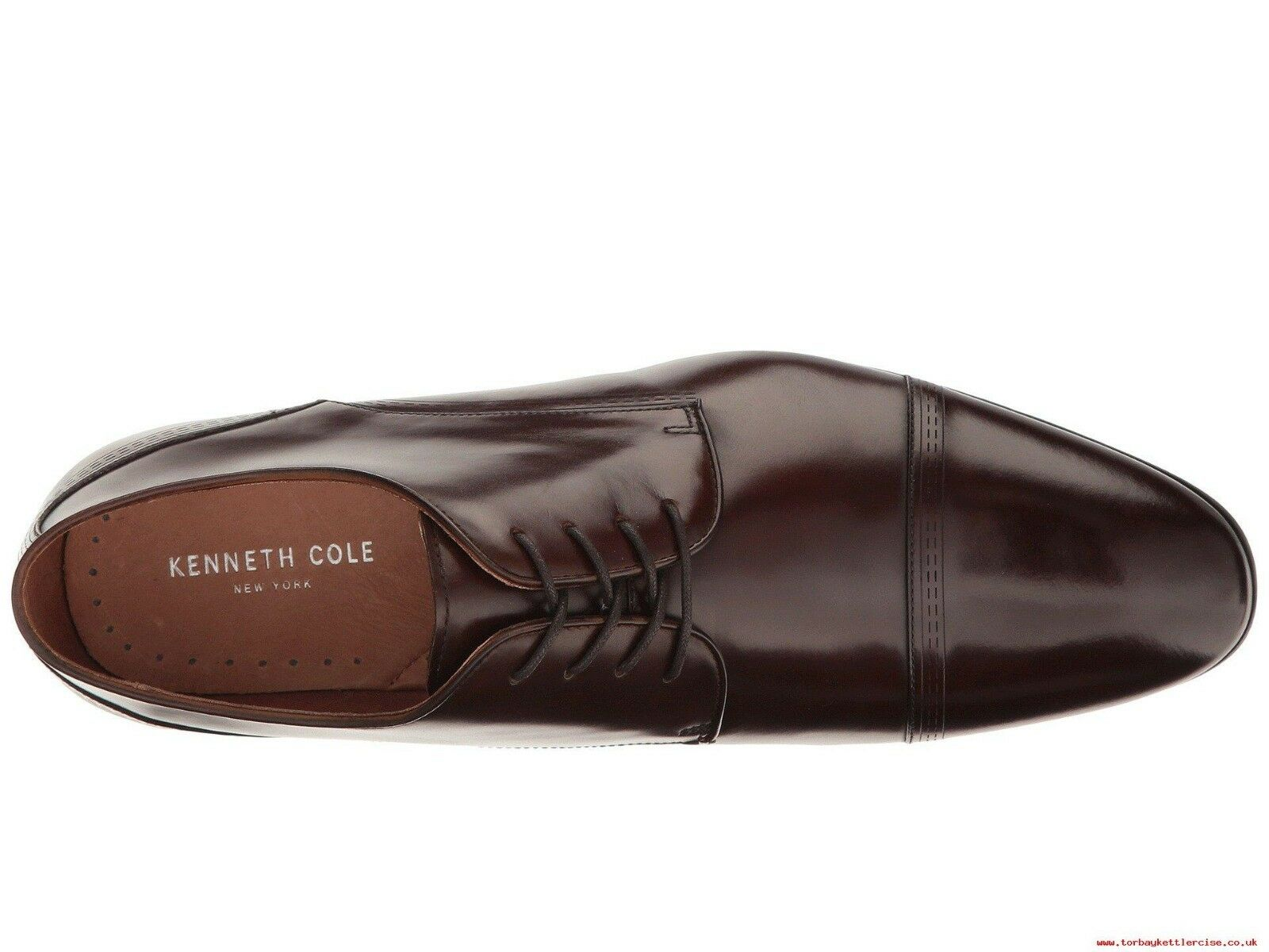 Kenneth Cole New New New York Uomo Mix-ed Bag Oxford, Marrone 10 M d55fd1