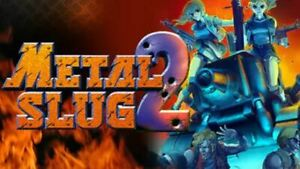 METAL SLUG 2 Steam key Chiave Versione Digitale Codice Gioco PC Game