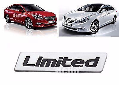 OEM Genuine Rear Limited Logo Emblem For Hyundai Sonata Hybrid 2011-2016