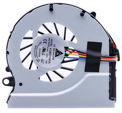 LENOVO z485 z580 ksb0705ha RADIATORE z585 z480 FAN IBM IDEAPAD VENTOLA CPU dx4IwWt